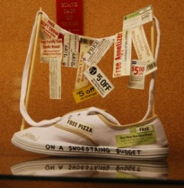 e-commerce on a shoe string
