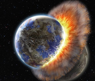 astronaut earth blowing up - photo #46