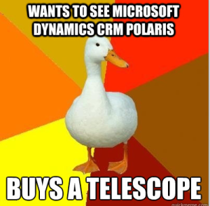 Tech Duck Polaris